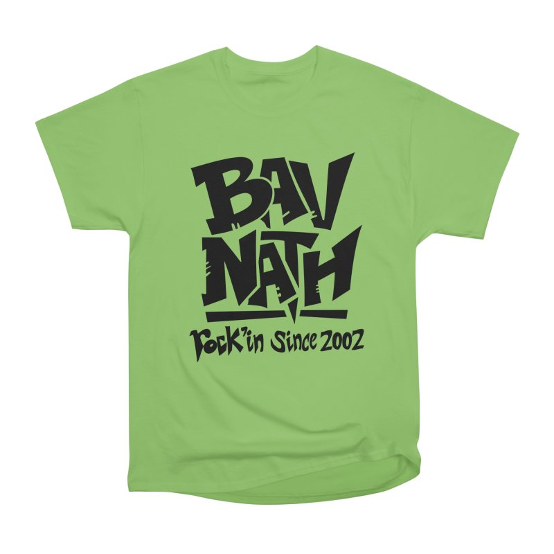 Bavnath Women's Heavyweight Unisex T-Shirt by DuMBSTRaCK CLoTH iNK PROJECT