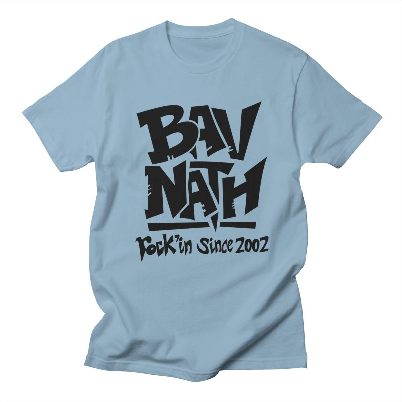 Bavnath Men's Regular T-Shirt by DuMBSTRaCK CLoTH iNK PROJECT