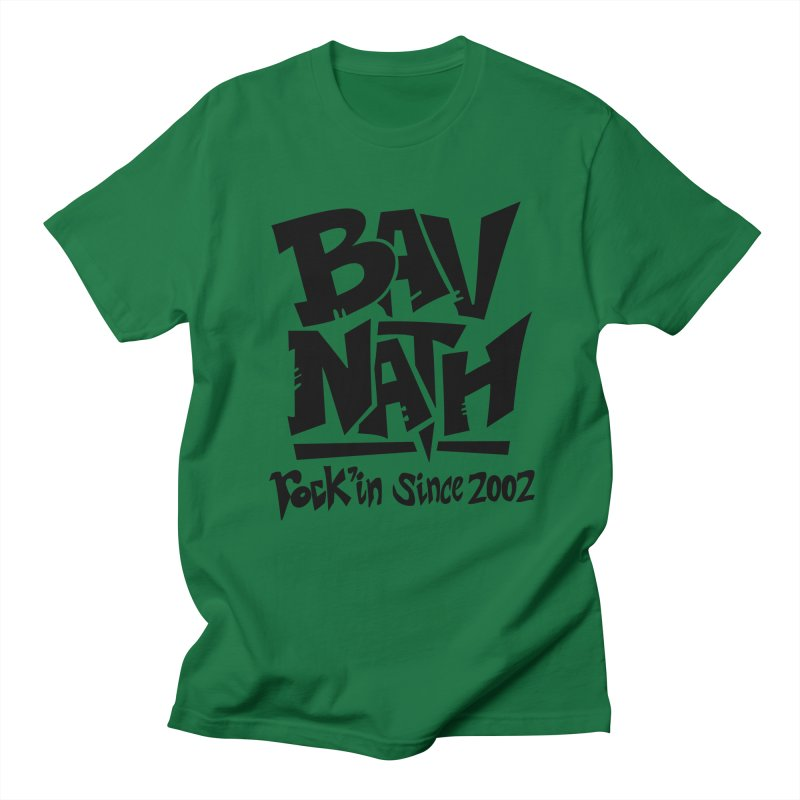 Bavnath Women's Regular Unisex T-Shirt by DuMBSTRaCK CLoTH iNK PROJECT
