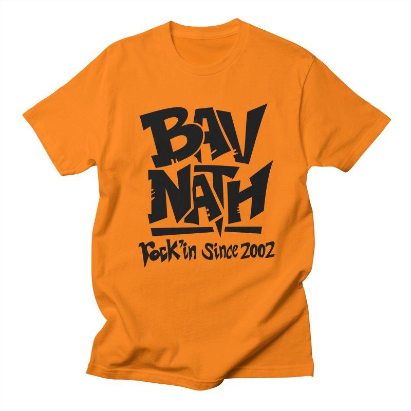 Bavnath Men's Regular T-Shirt by DuMBSTRaCK CLoTH iNK PROJECT