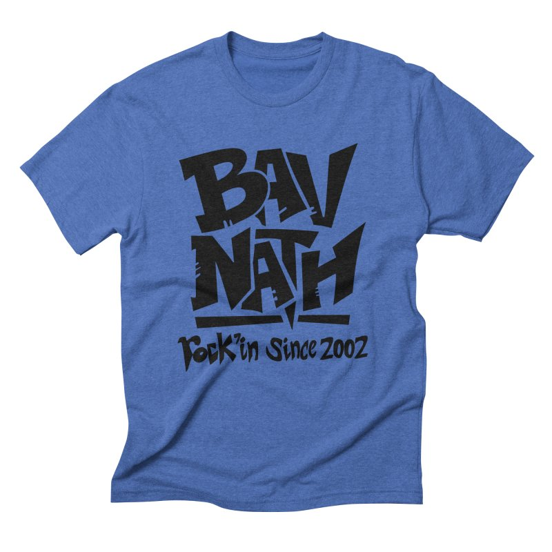 Bavnath Men's Triblend T-Shirt by DuMBSTRaCK CLoTH iNK PROJECT