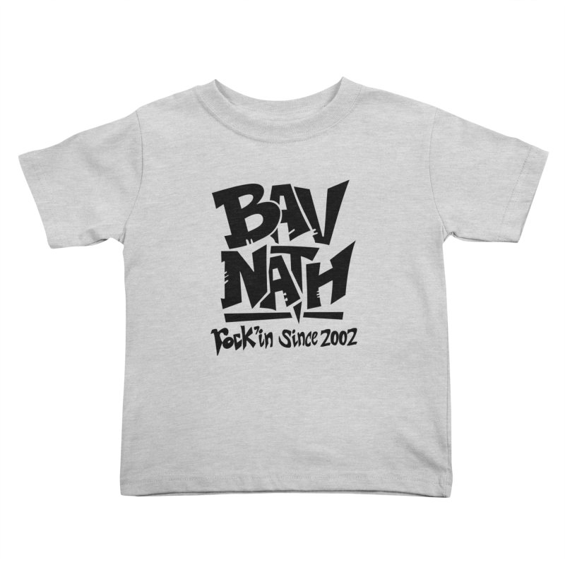 Bavnath Kids Toddler T-Shirt by DuMBSTRaCK CLoTH iNK PROJECT