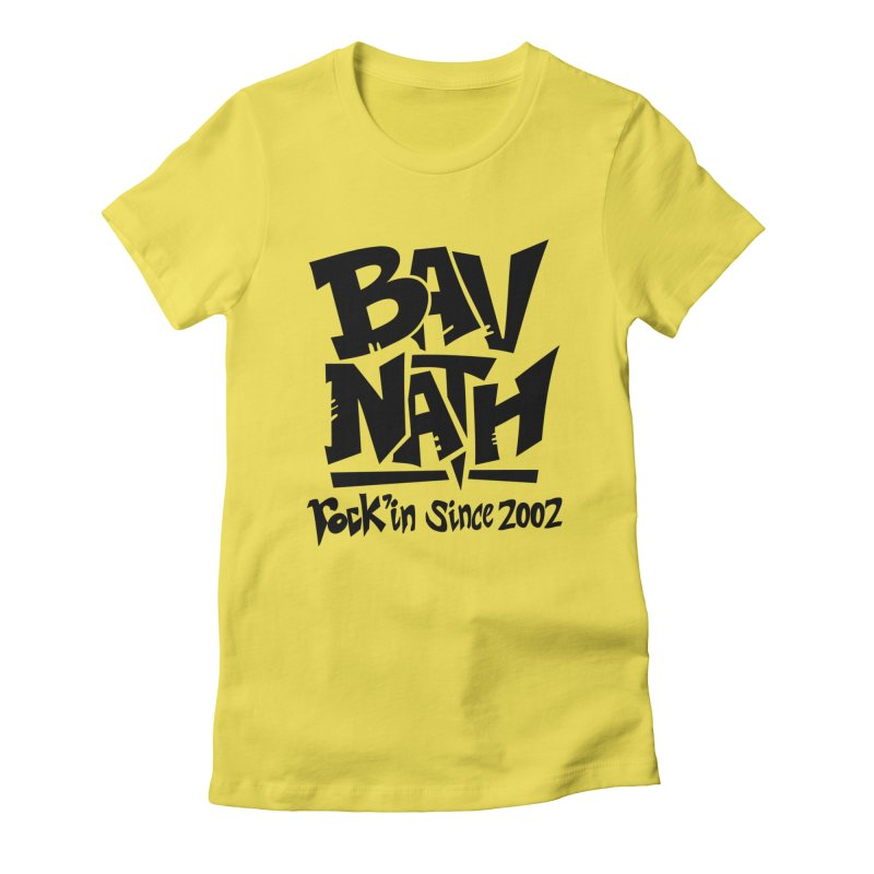 Bavnath Women's T-Shirt by DuMBSTRaCK CLoTH iNK PROJECT