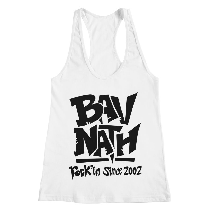Bavnath Women's Racerback Tank by DuMBSTRaCK CLoTH iNK PROJECT