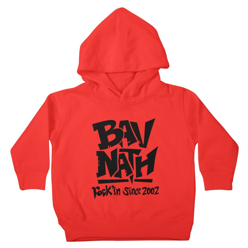 Bavnath Kids Toddler Pullover Hoody by DuMBSTRaCK CLoTH iNK PROJECT