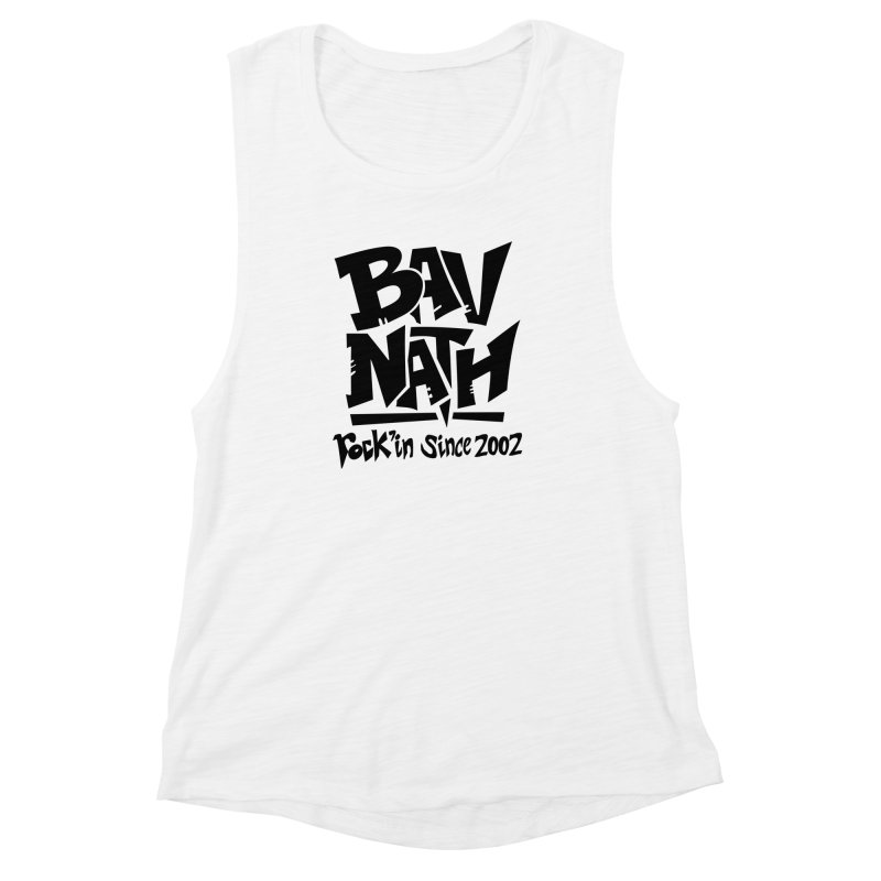 Bavnath Women's Muscle Tank by DuMBSTRaCK CLoTH iNK PROJECT