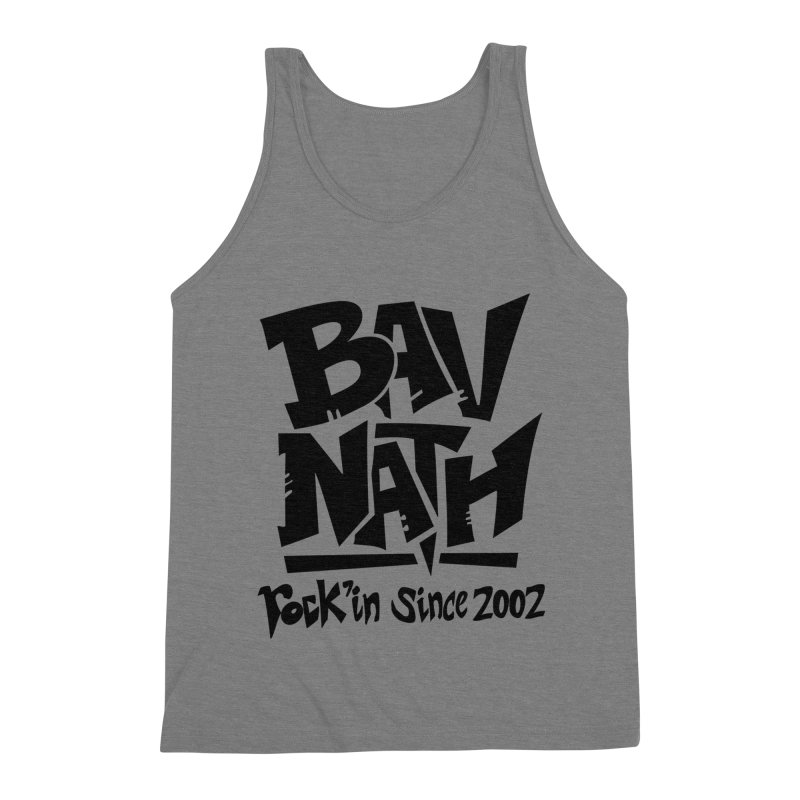Bavnath Men's Triblend Tank by DuMBSTRaCK CLoTH iNK PROJECT