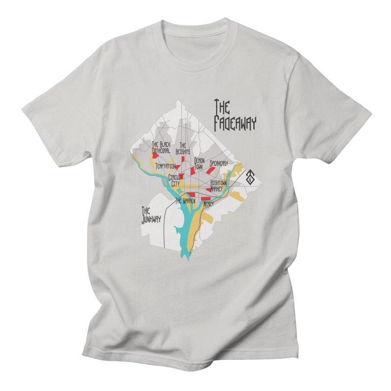 The Fadeaway Men's T-Shirt by dungeonsanddramanerds's Artist Shop