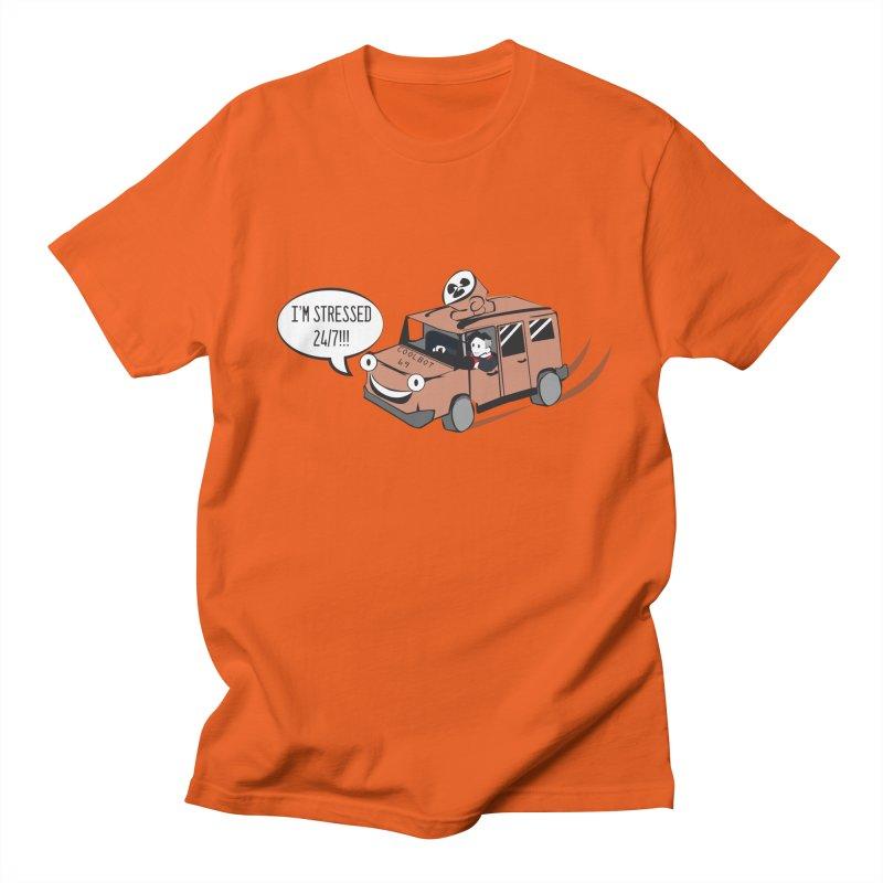Coolbot69 Men's T-Shirt by dungeonsanddramanerds's Artist Shop