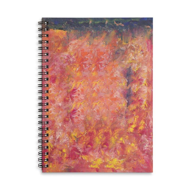 Landacape #5 Accessories Notebook by duocuspdesign Artist Shop