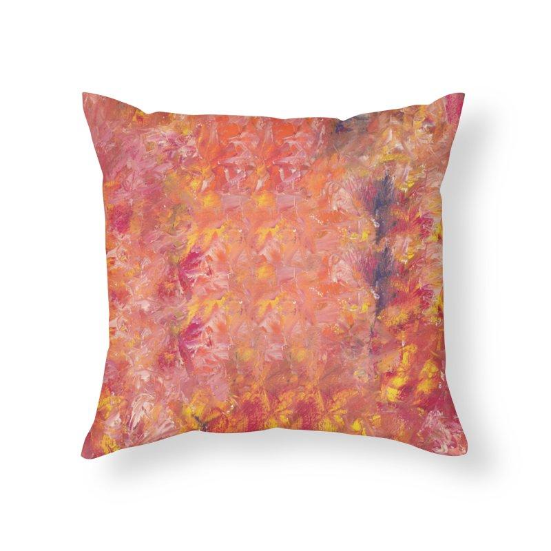 Landacape #5 Home Throw Pillow by duocuspdesign Artist Shop