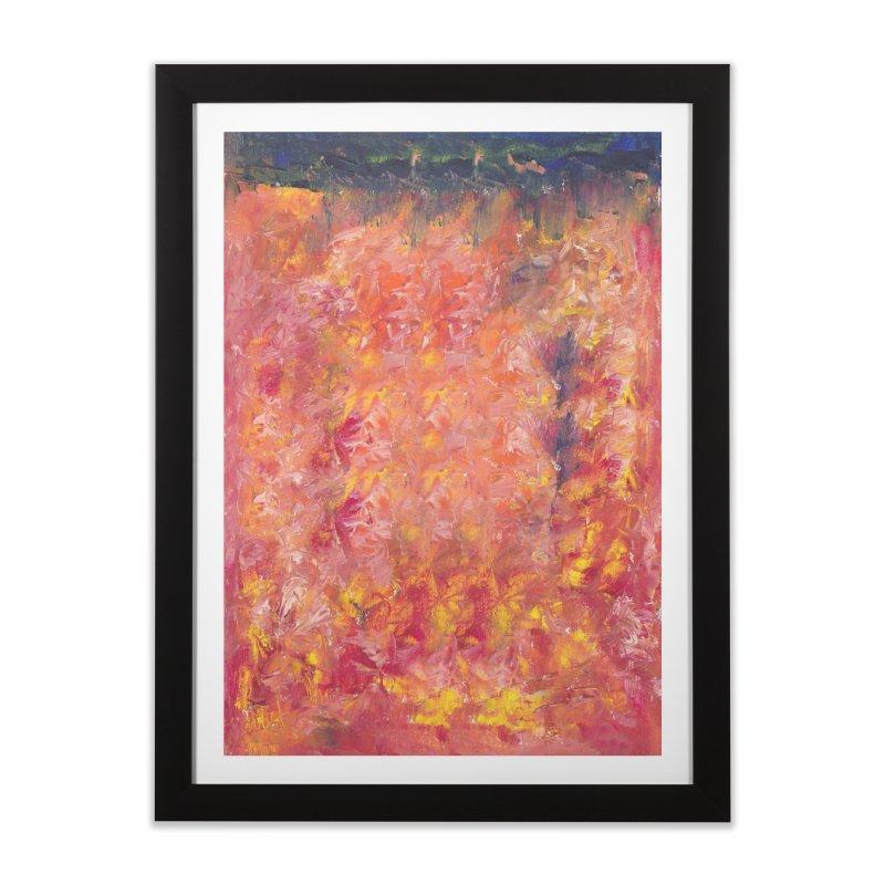 Landacape #5 Home Framed Fine Art Print by duocuspdesign Artist Shop