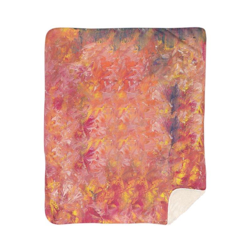 Landacape #5 Home Sherpa Blanket Blanket by duocuspdesign Artist Shop