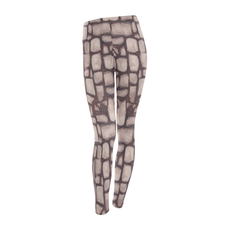 The Wall Women's Leggings Bottoms by duocuspdesign Artist Shop
