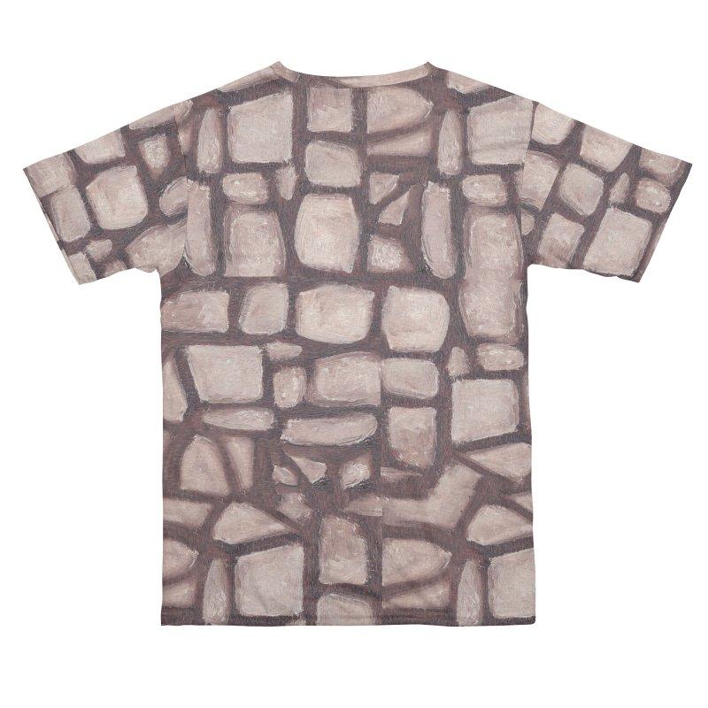 The Wall Men's Cut & Sew by duocuspdesign Artist Shop