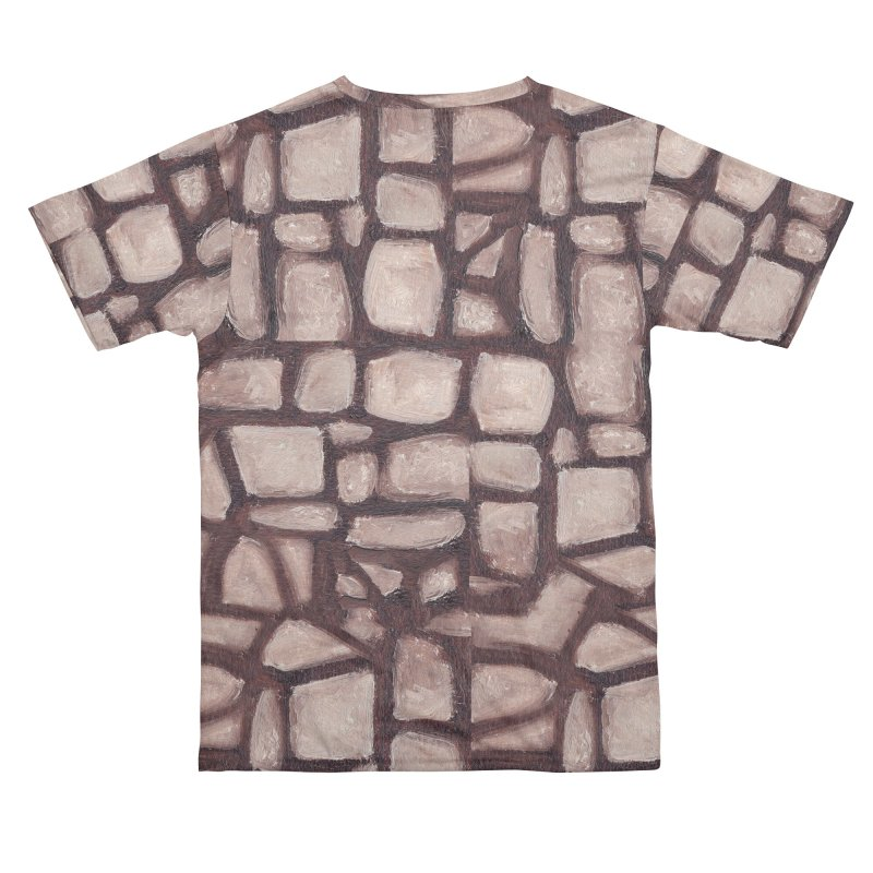 The Wall Men's Cut & Sew by duocuspdesign Artist Shop