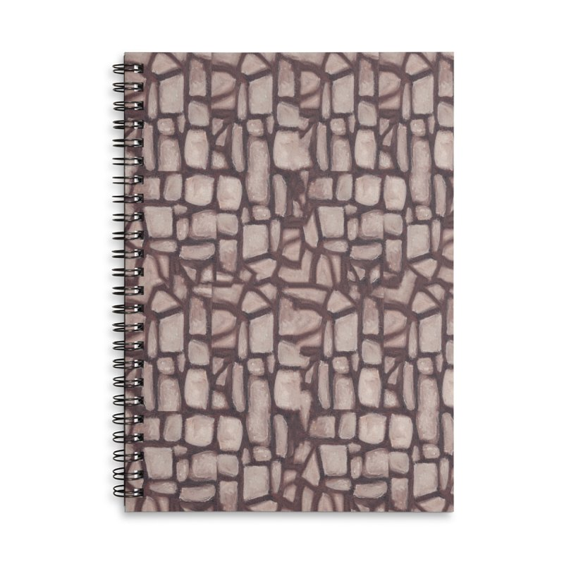 The Wall Accessories Notebook by duocuspdesign Artist Shop