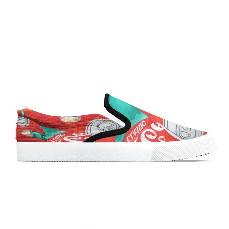 Coke Crushed Women's Shoes by duocuspdesign Artist Shop