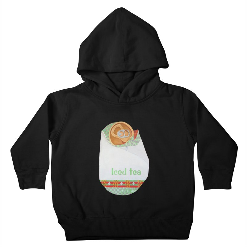 Arizona Crushed Kids Toddler Pullover Hoody by duocuspdesign Artist Shop