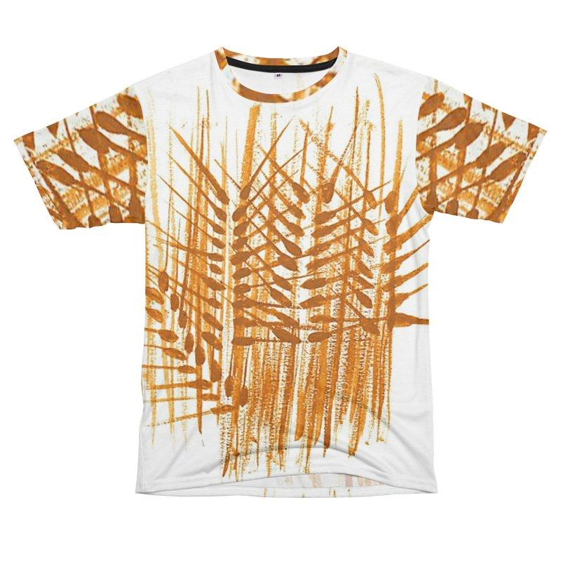 Wheat in Men's T-Shirt Cut & Sew by duocuspdesign Artist Shop