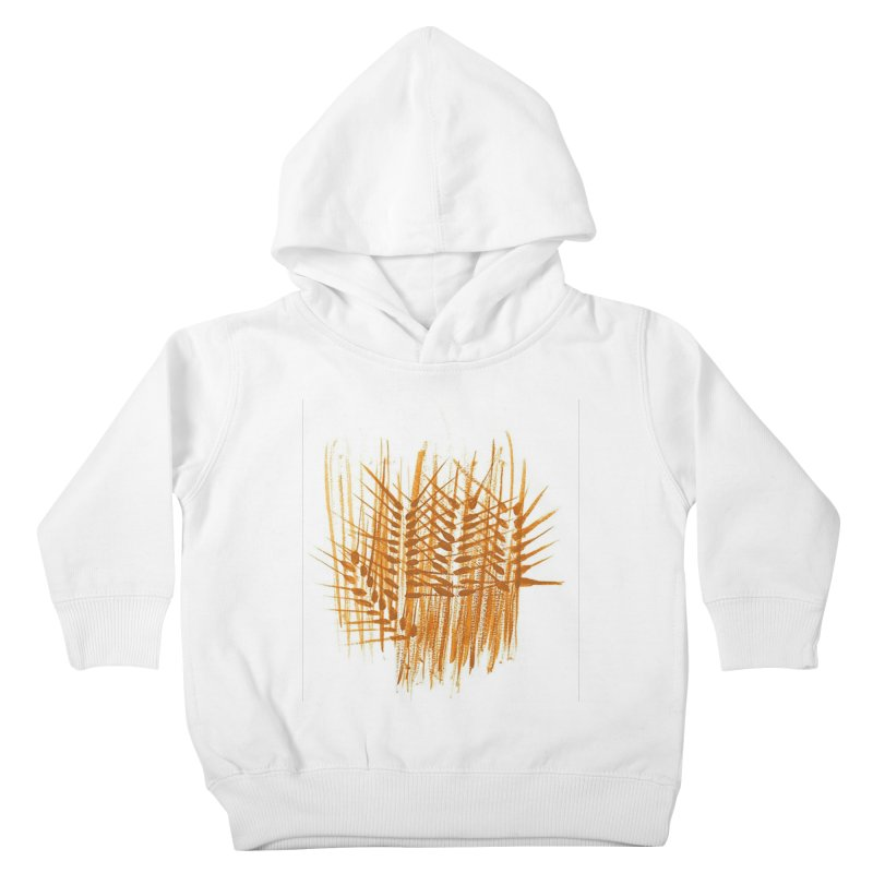 Wheat Kids Toddler Pullover Hoody by duocuspdesign Artist Shop