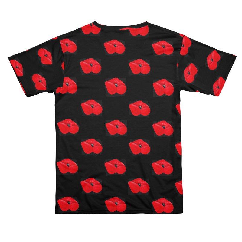 Poppies Women's Cut & Sew by duocuspdesign Artist Shop