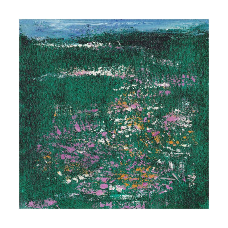 Purple Flowers on Hillside Women's Bottoms by duocuspdesign Artist Shop
