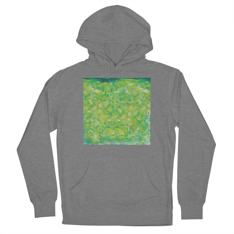 Green Summer Surprise Women's Pullover Hoody by duocuspdesign Artist Shop