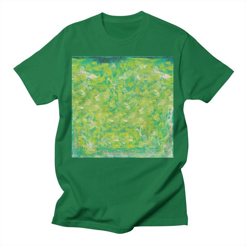 Green Summer Surprise Men's T-Shirt by duocuspdesign Artist Shop