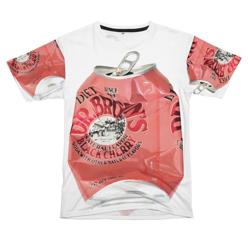 Dr. Brown's Soda Crushed Men's Cut & Sew by duocuspdesign Artist Shop