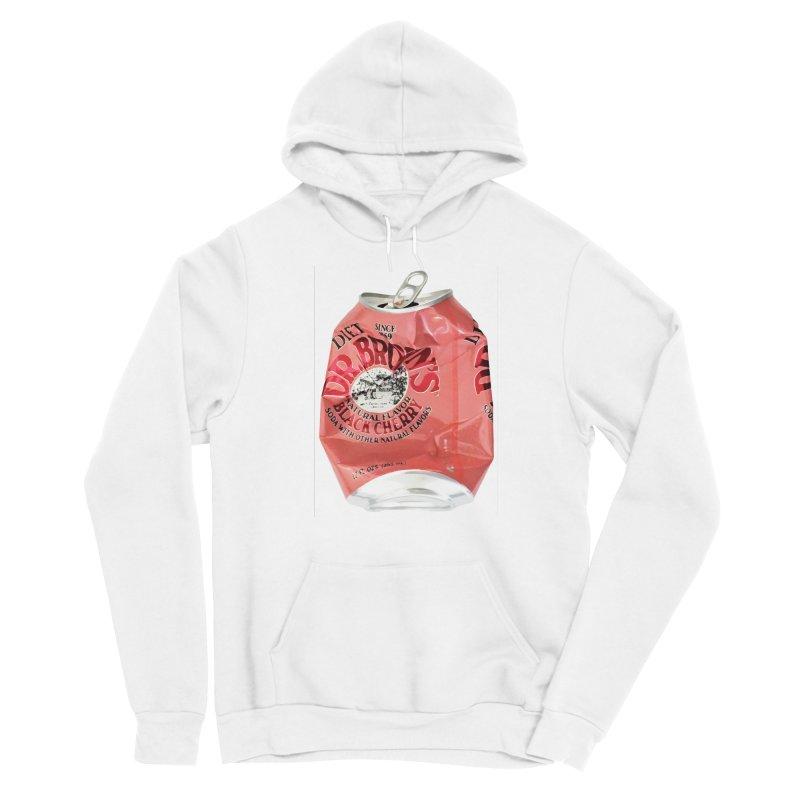 Dr. Brown's Soda Crushed Men's Sponge Fleece Pullover Hoody by duocuspdesign Artist Shop