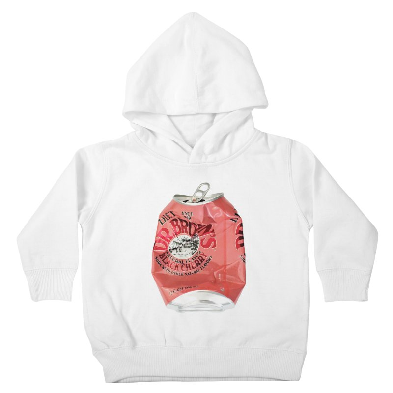 Dr. Brown's Soda Crushed Kids Toddler Pullover Hoody by duocuspdesign Artist Shop