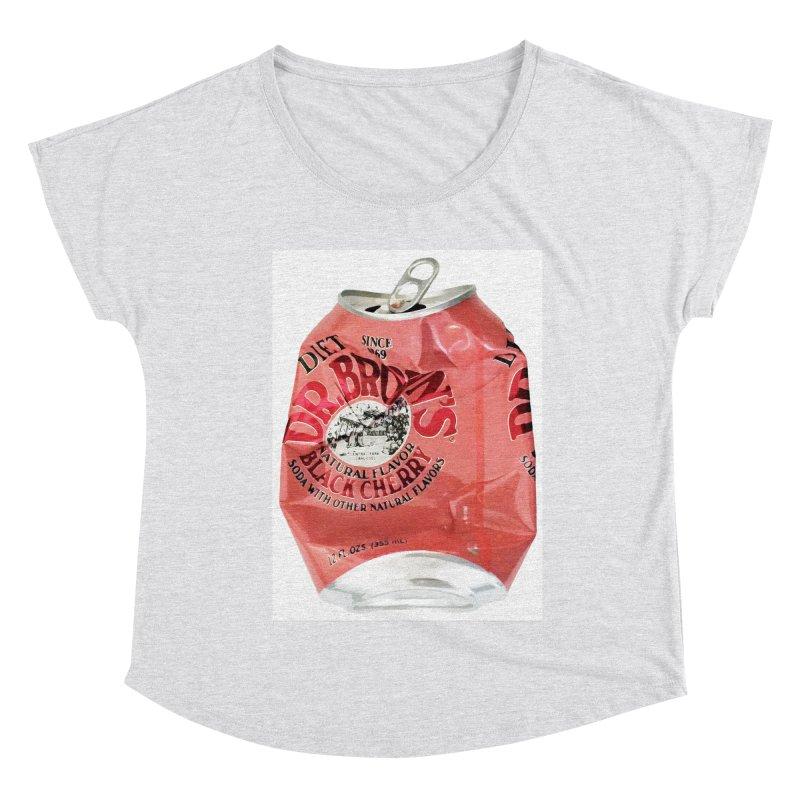 Dr. Brown's Soda Crushed Women's Dolman Scoop Neck by duocuspdesign Artist Shop