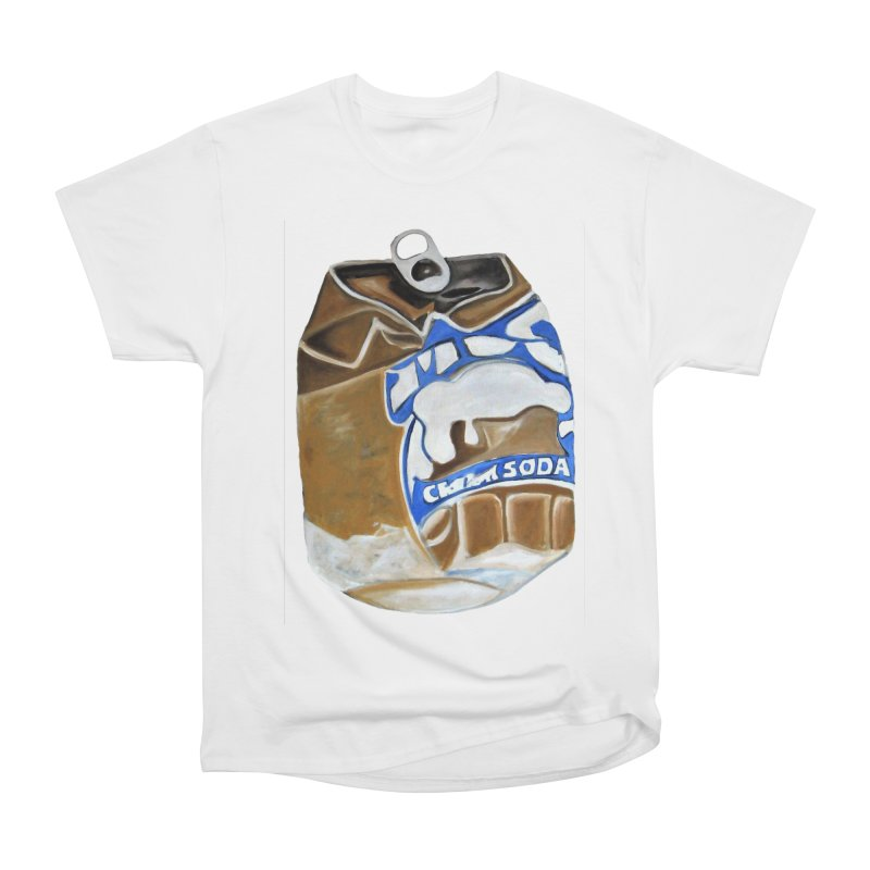 Cream Soda Crushed Men's Heavyweight T-Shirt by duocuspdesign Artist Shop
