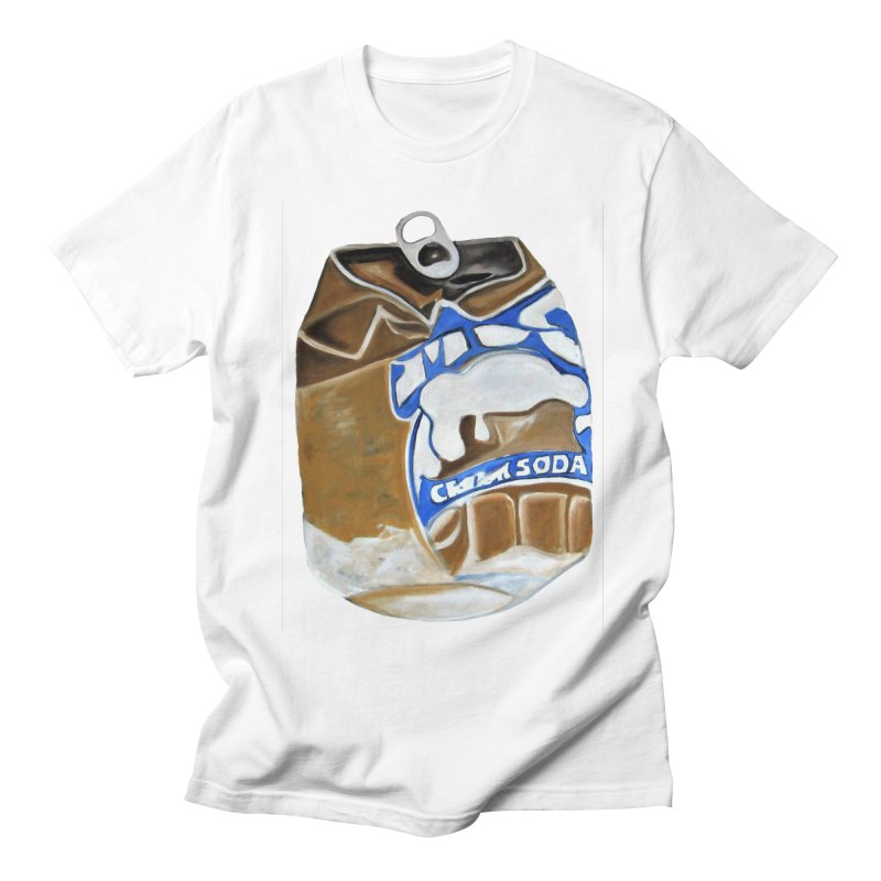 Cream Soda Crushed Men's T-Shirt by duocuspdesign Artist Shop