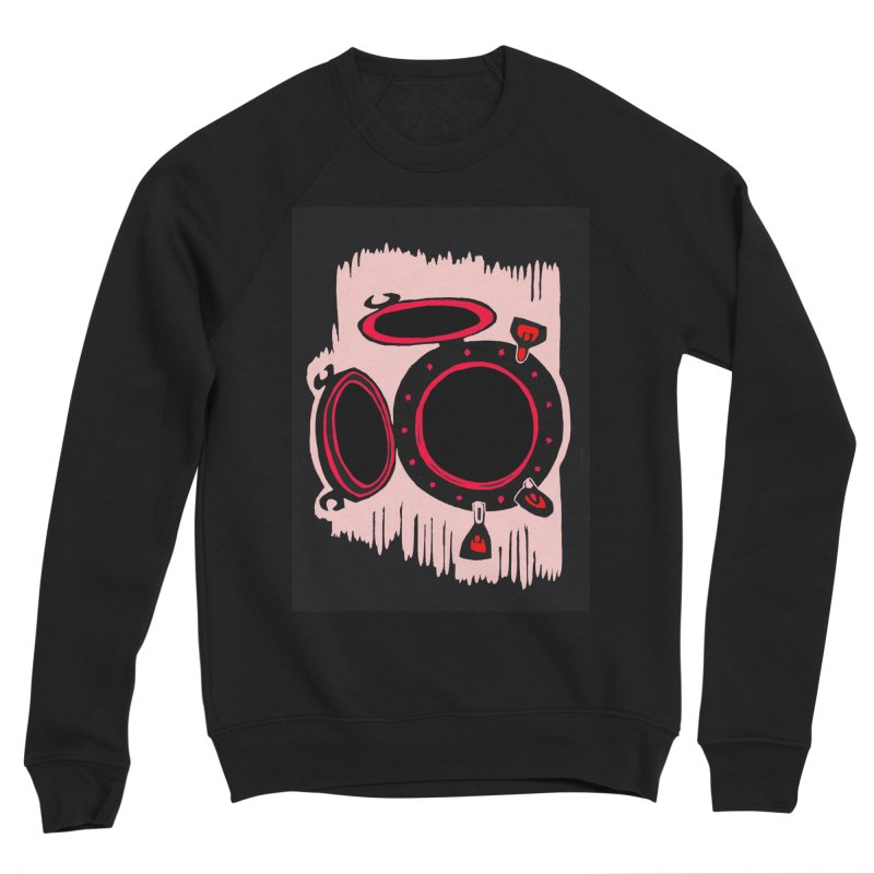 Portal/Nautical Woodcut Men's Sweatshirt by duocuspdesign Artist Shop