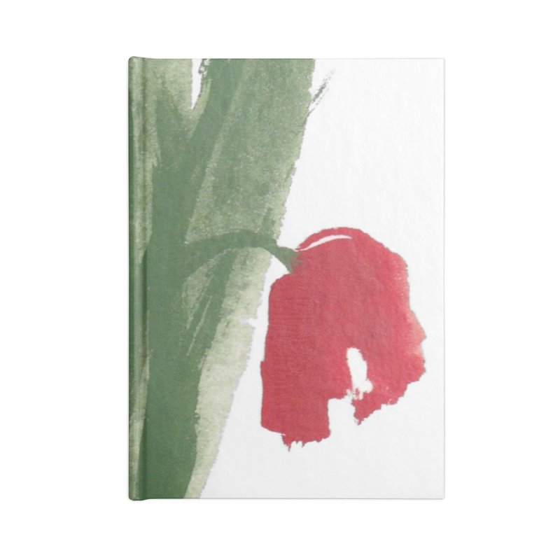 Flowers Accessories Notebook by duocuspdesign Artist Shop
