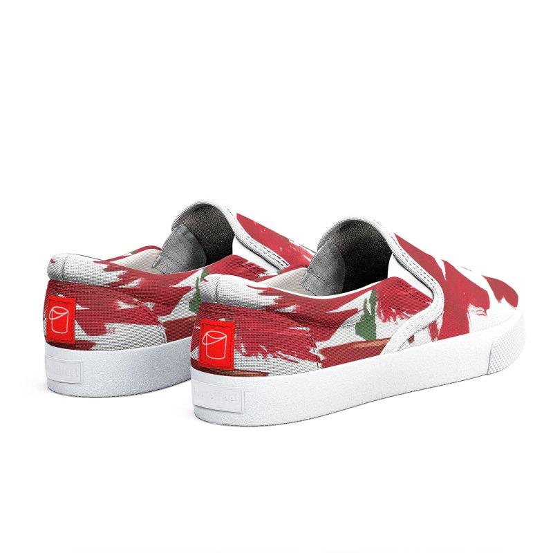 Flowers Women's Shoes by duocuspdesign Artist Shop