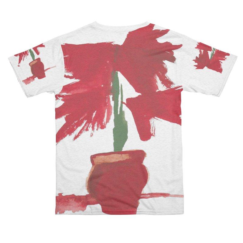 Flowers Men's Cut & Sew by duocuspdesign Artist Shop