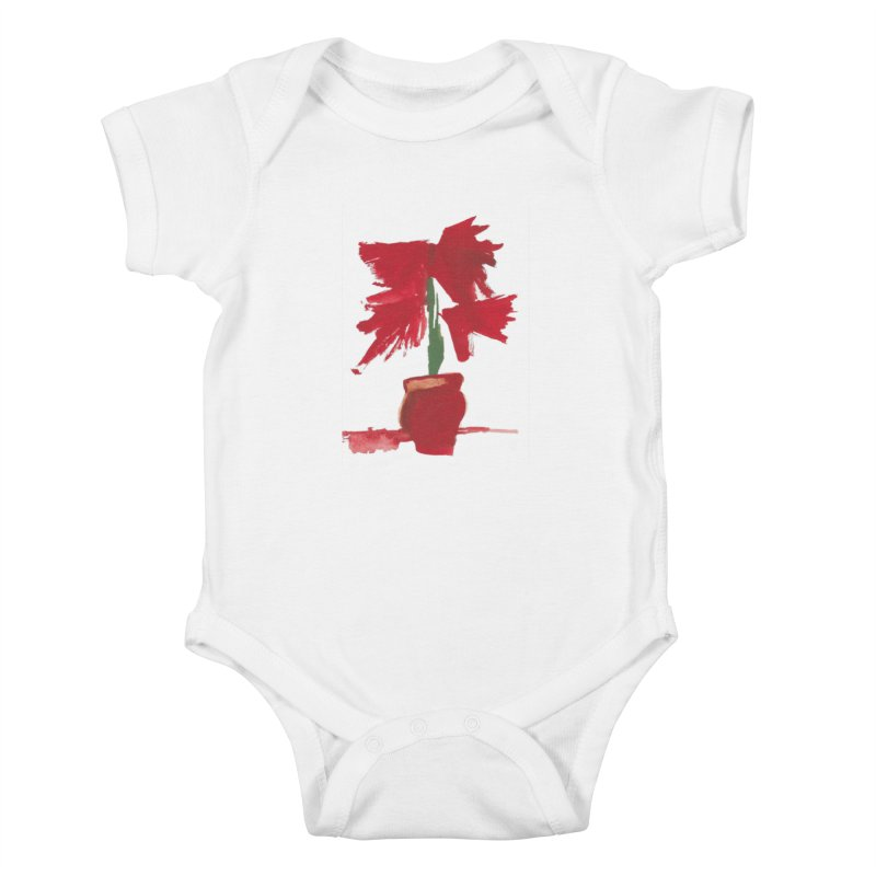Flowers Kids Baby Bodysuit by duocuspdesign Artist Shop