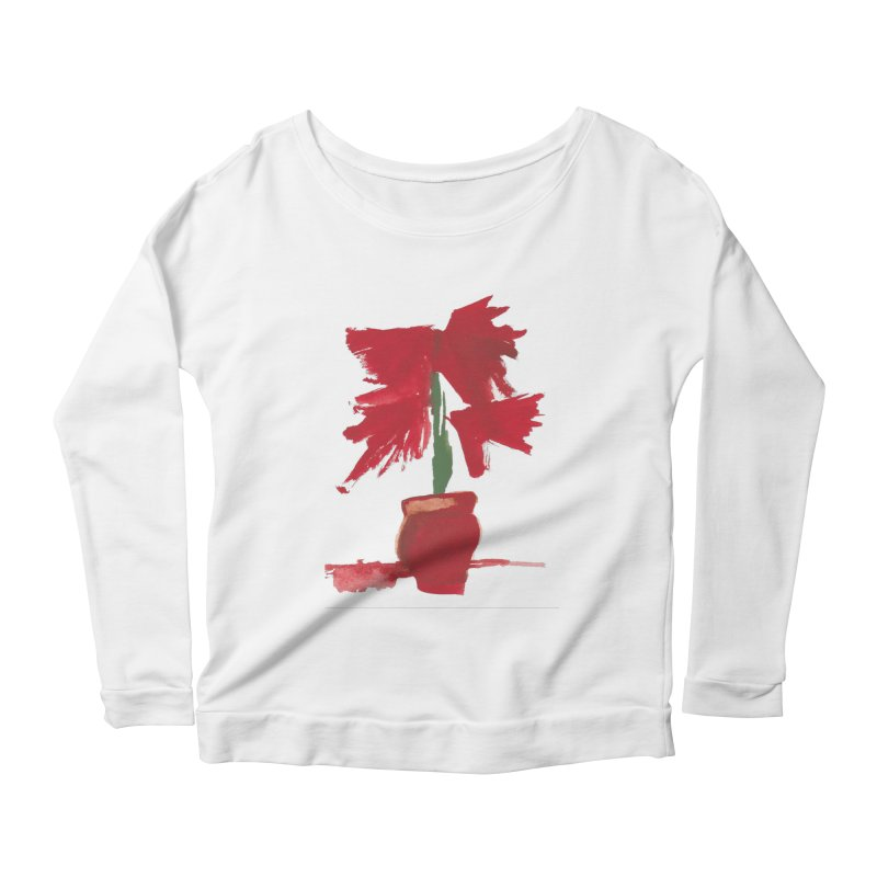 Flowers Women's Longsleeve T-Shirt by duocuspdesign Artist Shop