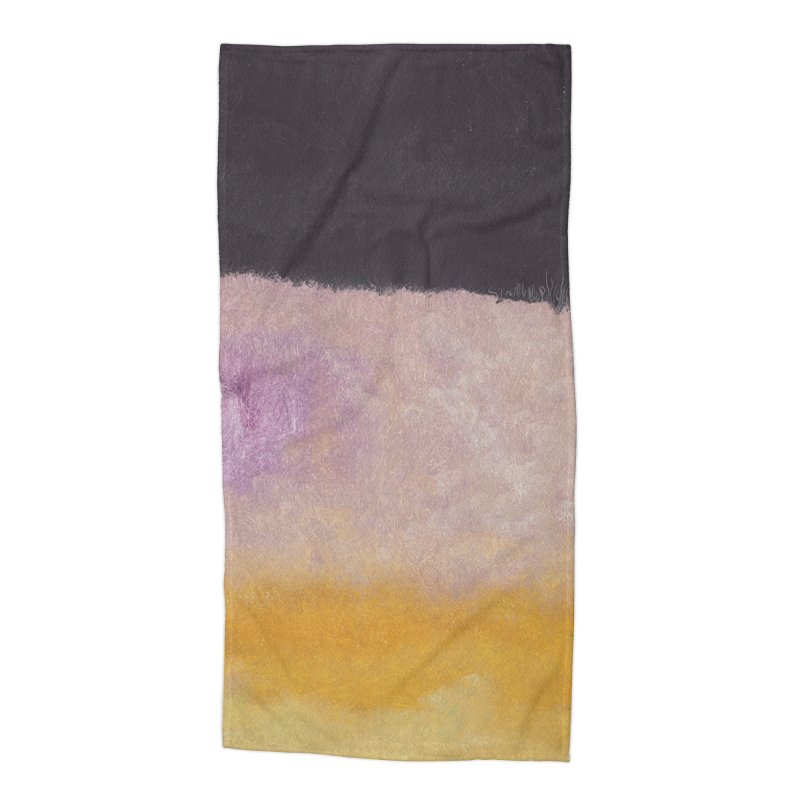 Landscape #8 Accessories Beach Towel by duocuspdesign Artist Shop