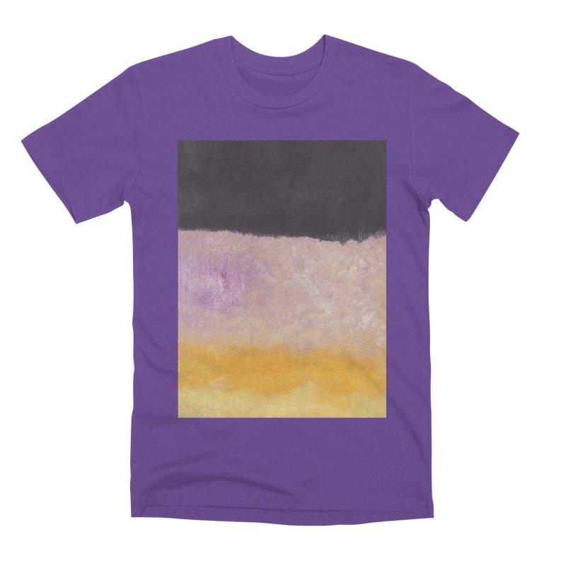 Landscape #8 Men's Premium T-Shirt by duocuspdesign Artist Shop