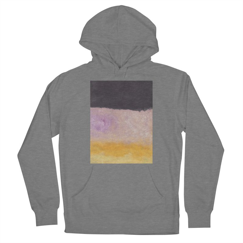 Landscape #8 Women's French Terry Pullover Hoody by duocuspdesign Artist Shop
