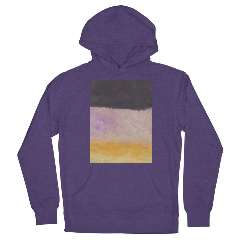 Landscape #8 Men's French Terry Pullover Hoody by duocuspdesign Artist Shop