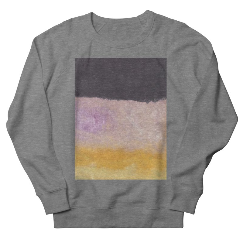 Landscape #8 Men's French Terry Sweatshirt by duocuspdesign Artist Shop