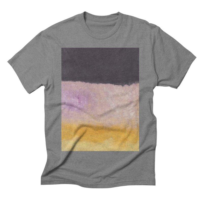 Landscape #8 Men's Triblend T-Shirt by duocuspdesign Artist Shop