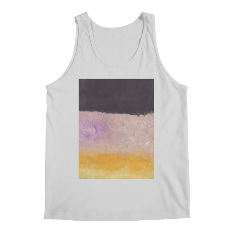Landscape #8 Men's Tank by duocuspdesign Artist Shop