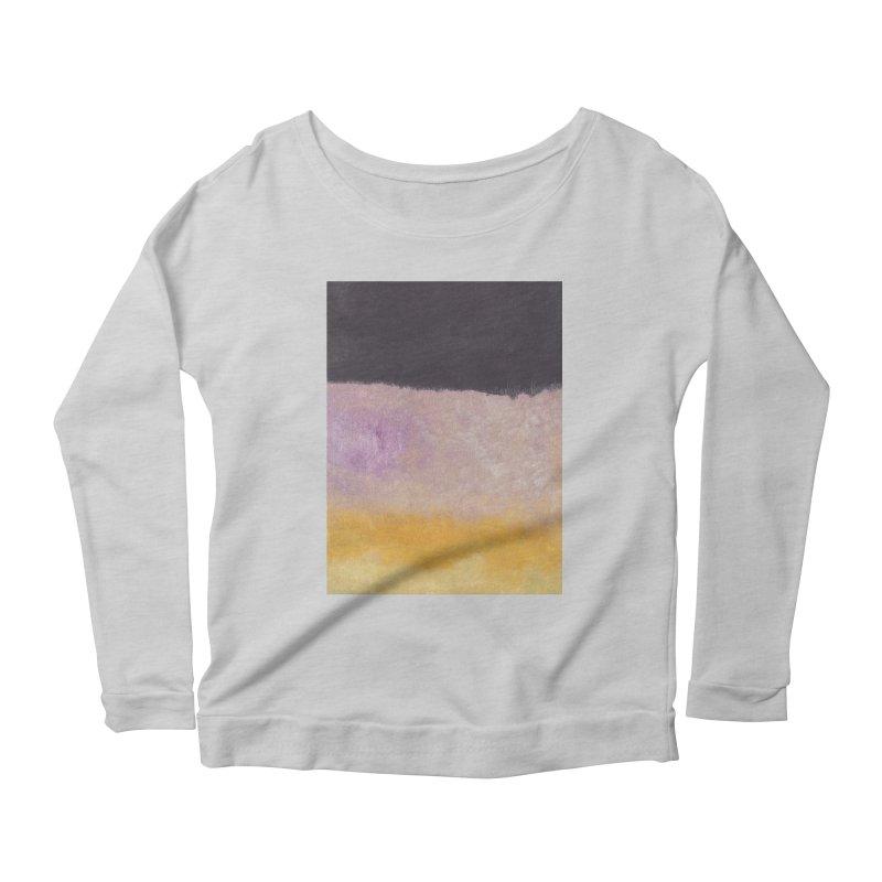 Landscape #8 Women's Longsleeve T-Shirt by duocuspdesign Artist Shop