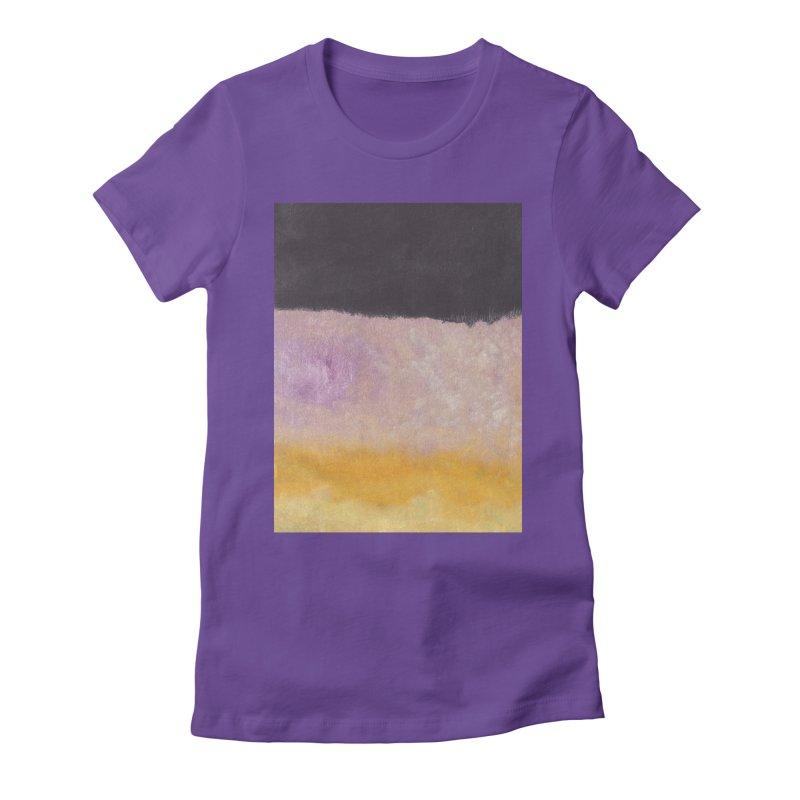 Landscape #8 Women's T-Shirt by duocuspdesign Artist Shop